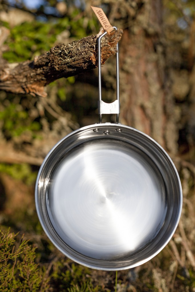 Batterie Primus Campfire Cookset Small Acier Inoxydable