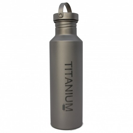 Vargo Titanium Water Bottle with TI Lid