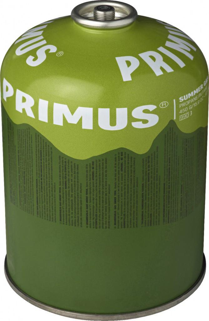 Summer Gas 450g primus