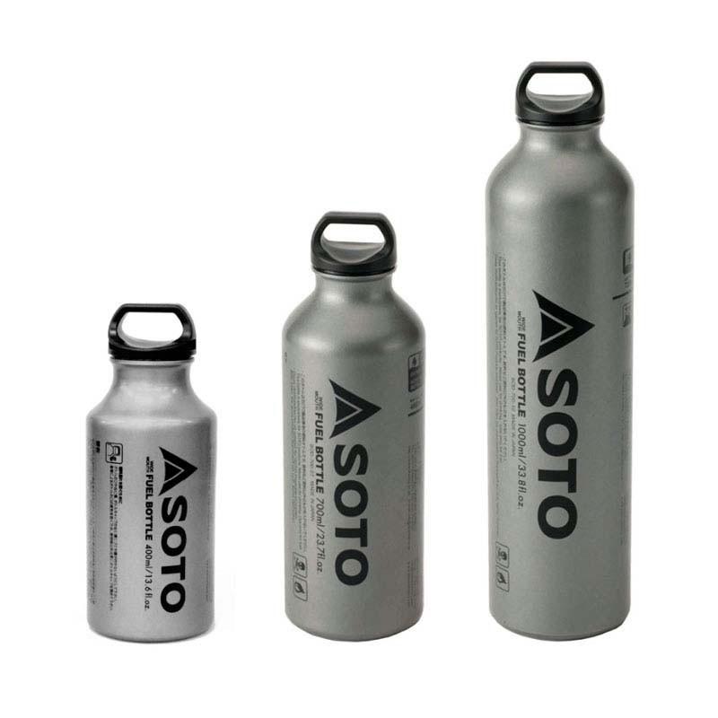 Bouteille à essence Soto Fuel Bottle