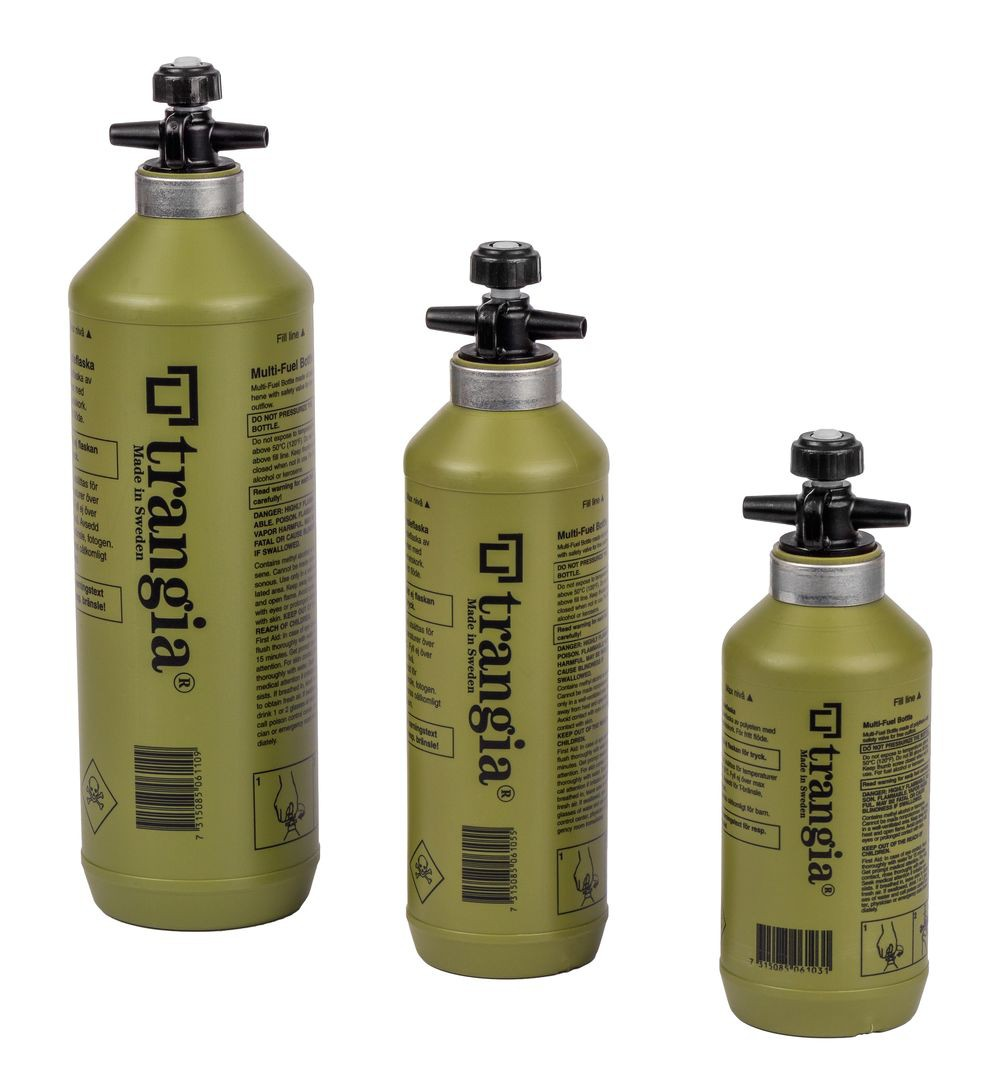 Bouteille à combustible Trangia Verte