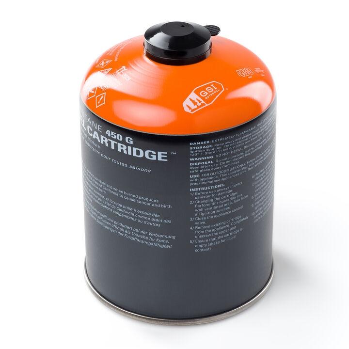 Cartouche de gaz Gsi Isobutane 450 g