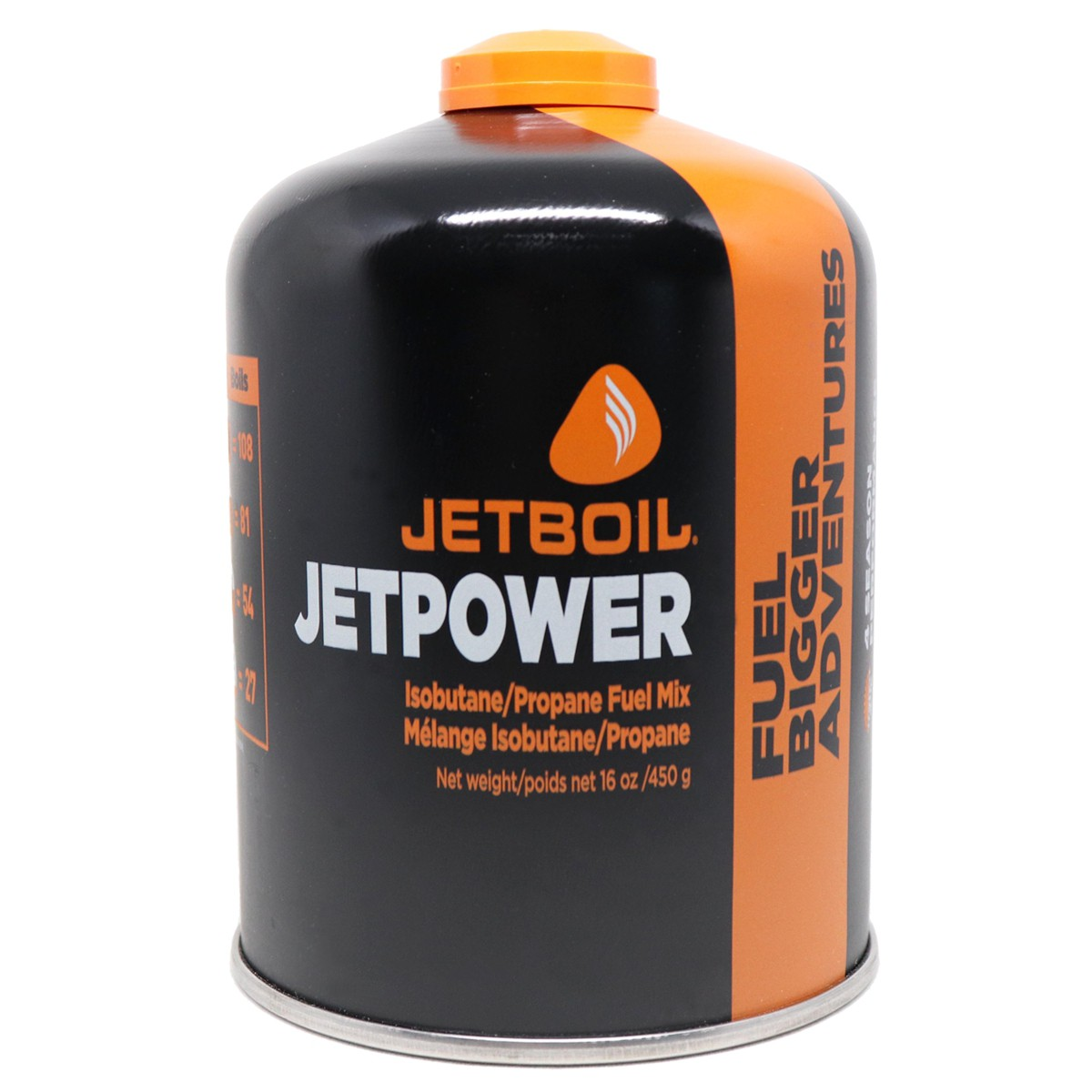 Jetpower Fuel 450 G Jetboil