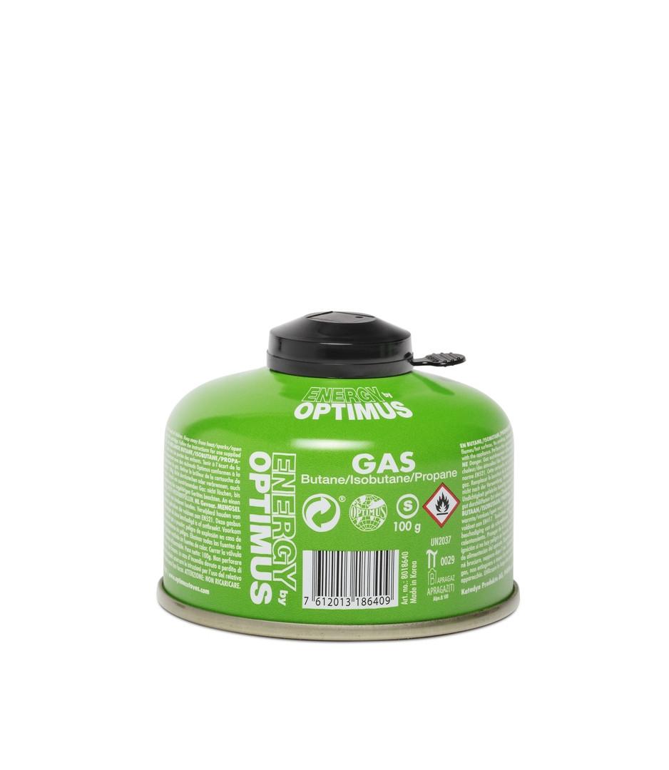 Cartouche Optimus Gas 100 g Butane/Isobutane/Propane