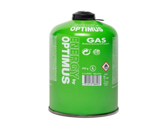 Optimus Gas 450 g Butane/Isobutane/Propane