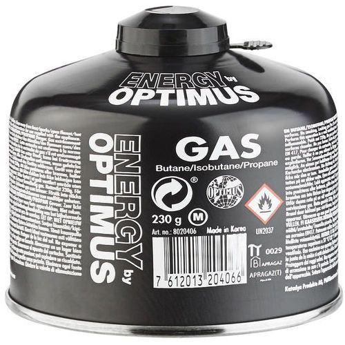 Optimus Universal Gaz 230 g Tactical Black