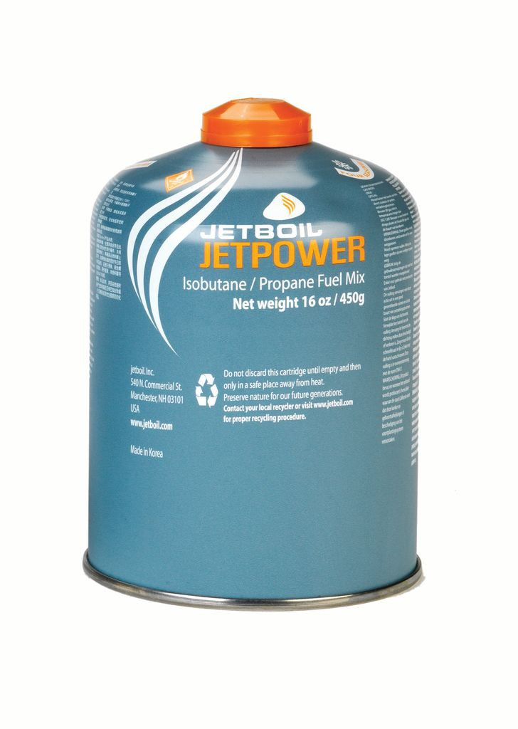Jetpower Fuel 450G Jetboil