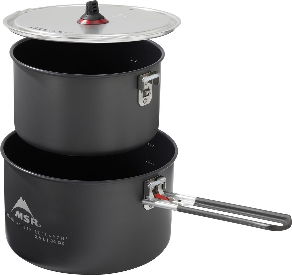 Casseroles MSR Ceramic 2 Pot Set