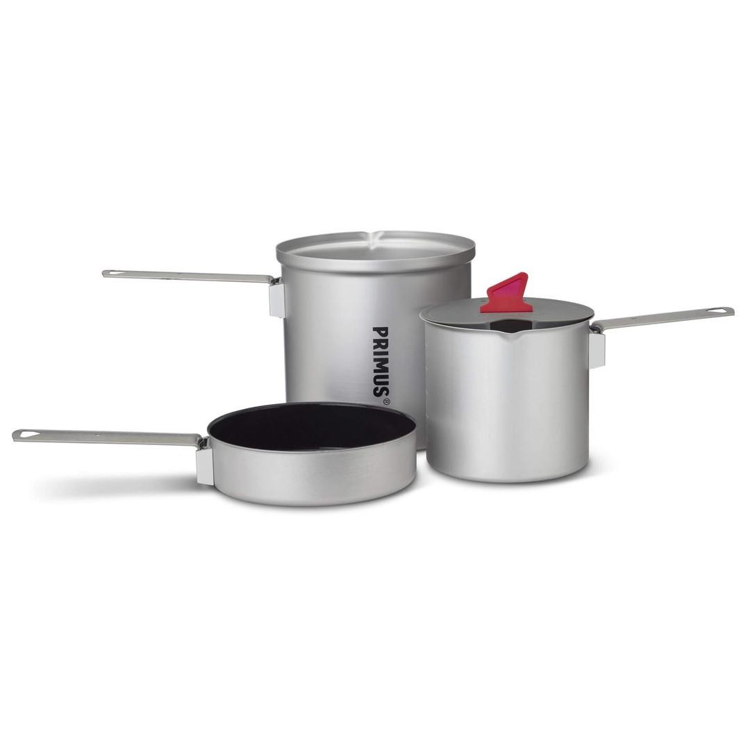 Kit de cuisson Primus Essential Trek Pot Set 0,6L + 1L