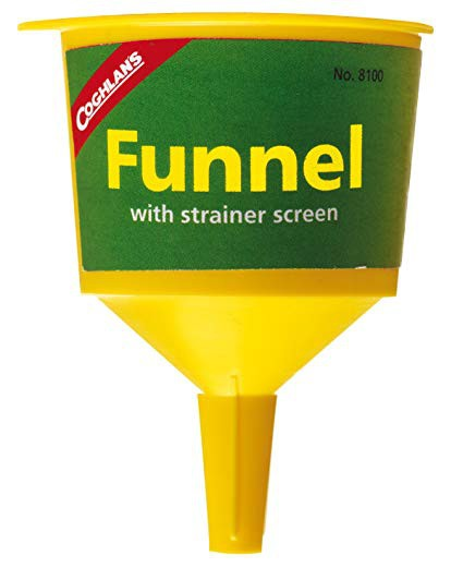 Entonnoir Coghlan's Funnel