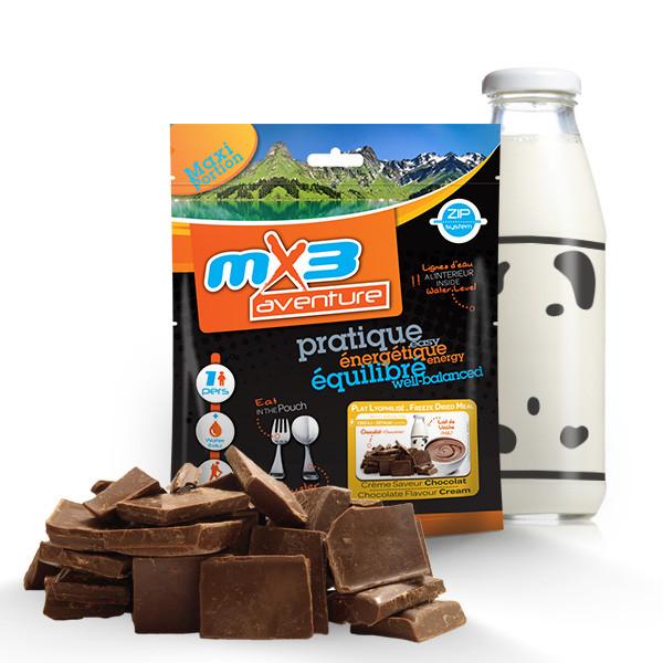 Crème saveur chocolat - MX3