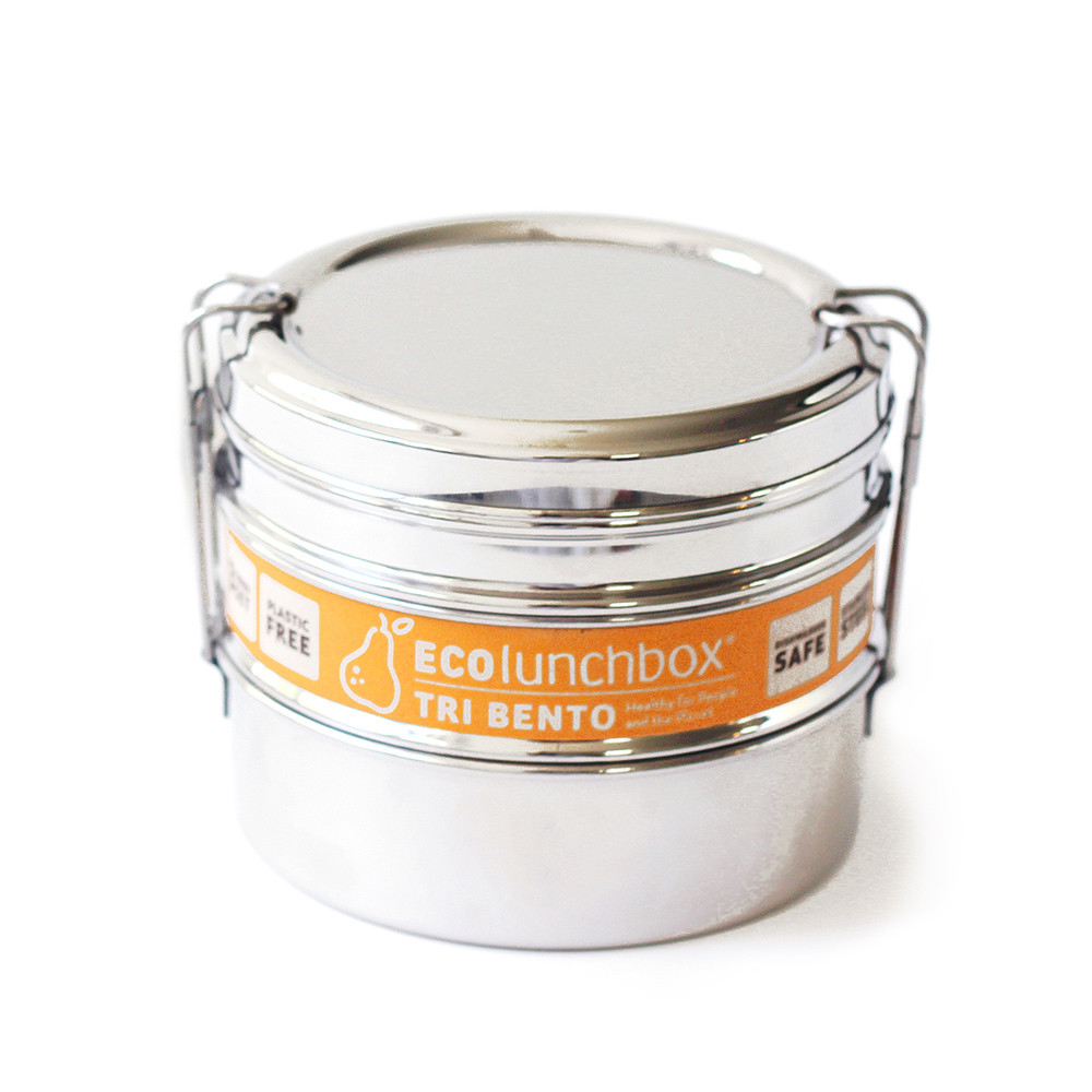 Boite à repas Ecolunchbox Tri Bento