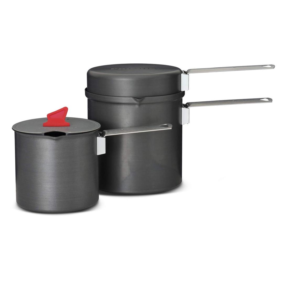 Kit de cuisson Primus Trek Pot Set 0,6L + 1L