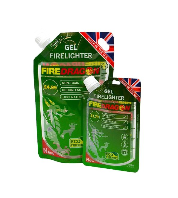 Gel Fuel Fire Dragon