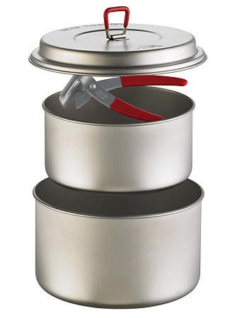 Msr Titan 2 - titanium Pot Set
