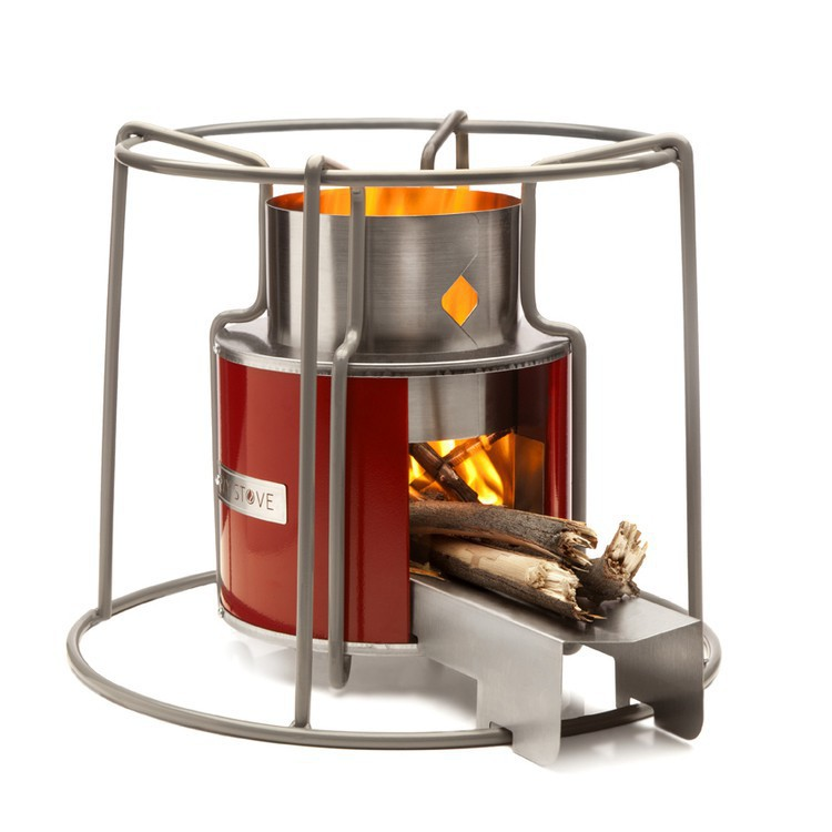 po le bois portable ezy stove feu de camp barbecue. Black Bedroom Furniture Sets. Home Design Ideas