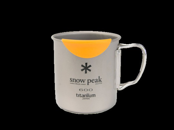 Hot Lips Titanium Mug – Snow Peak