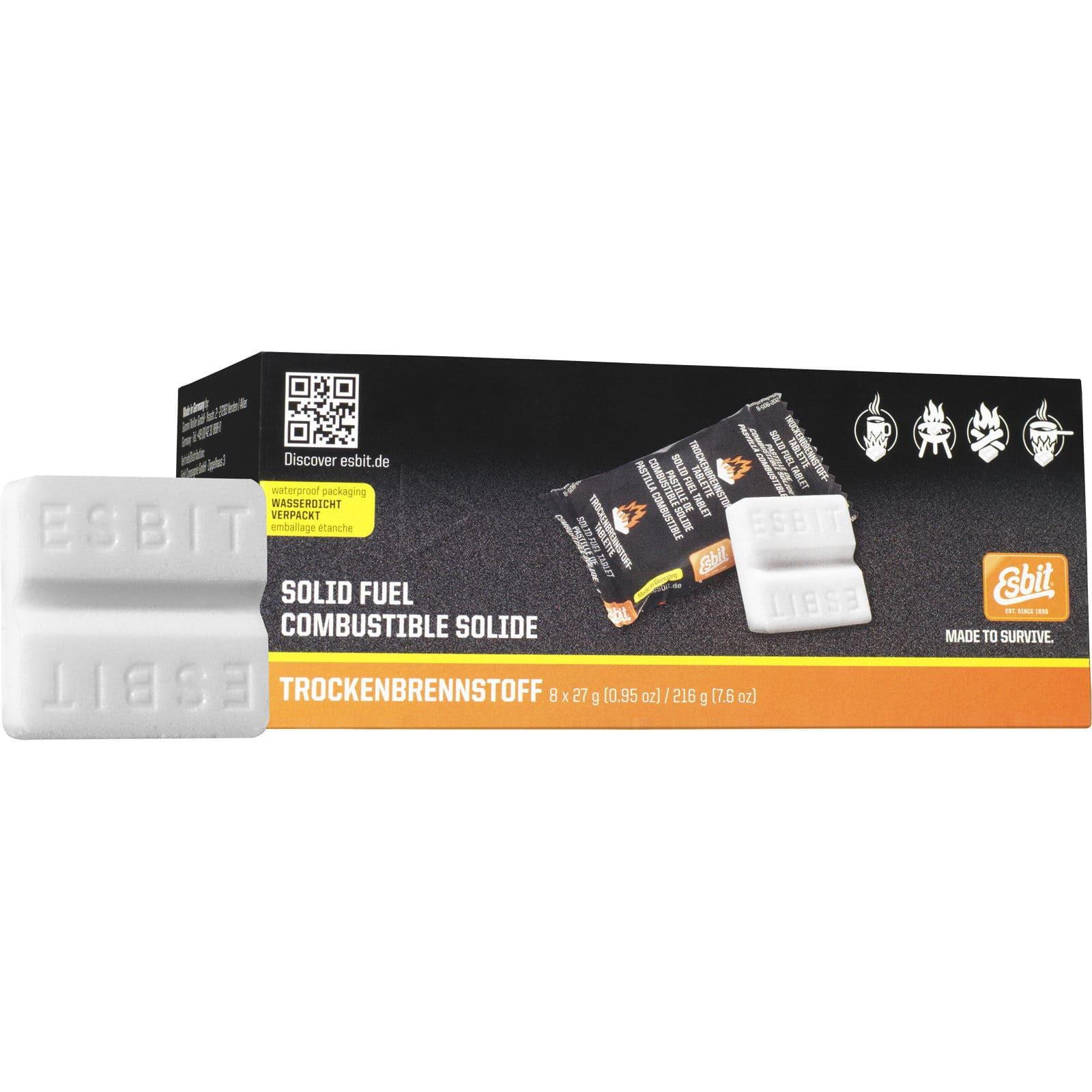 Tablettes Esbit 8 x 27 g