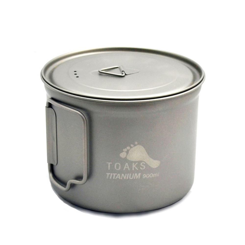 Toaks Titanium 900ml D115mm Pot