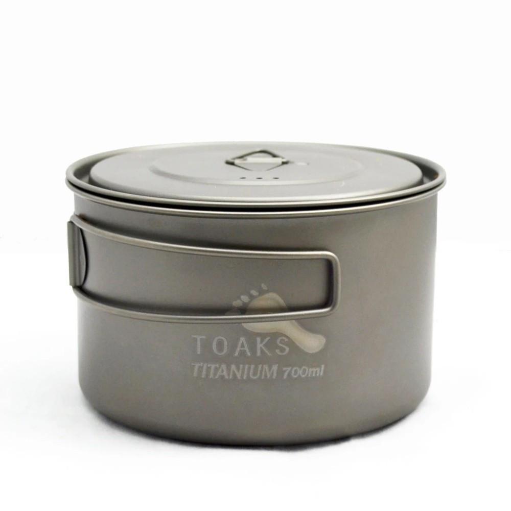 Toaks Titanium Light 700ml Pot