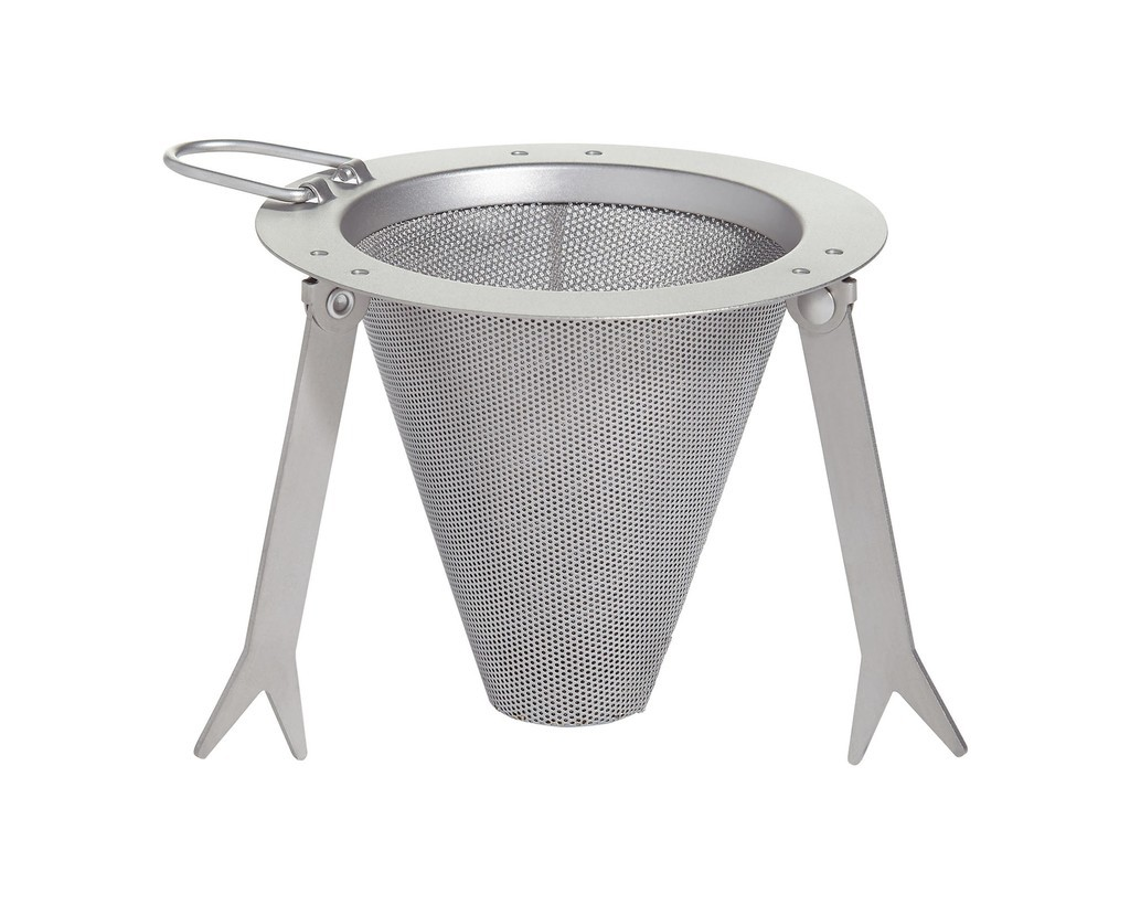 Vargo Titanium Travel Coffee Filter