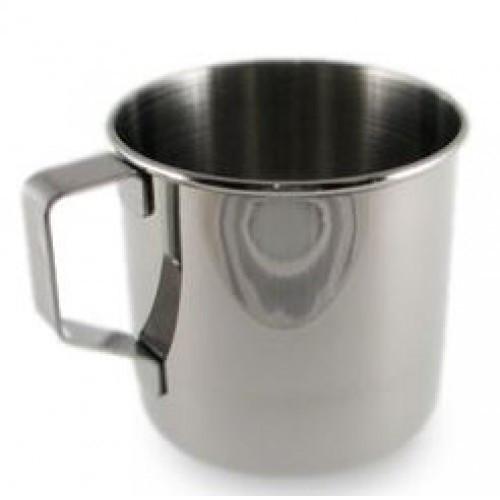 Tasse acier Zebra Stainless Steel Mug 8 cm