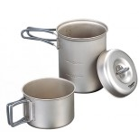 Evernew Ti Solo Pot Set 750 ml