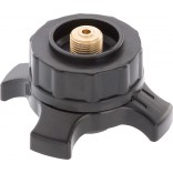Adaptateur cartouche de gaz à valve Elderid