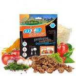 Bœuf façon Goulash et riz - MX3