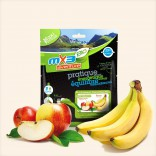 Compote Pommes Bananes Bio - MX3