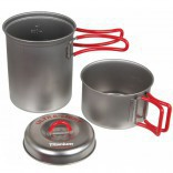 Evernew Ti Solo Pot Set 750+400 ml