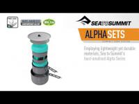 Sea to Summit Alpha Sets