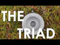 The New Vargo Triad Multi-Fuel Stove
