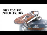 Crunchit - Ouvre cartouche de gaz