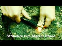 How To Use A StrikeFire Fire Starter