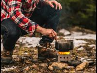 QuickStove Cook Kit - Boil Water. Cook Food. Stay Warm.