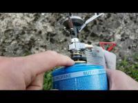 Réchaud à gaz Primus Micron Trail Duo Stove