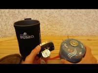 Réchaud à gaz Jetboil sumo